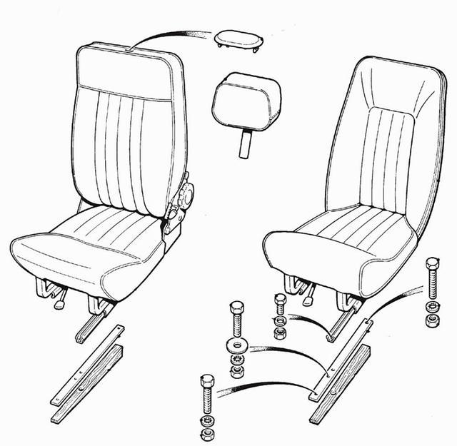 Mgb Seat