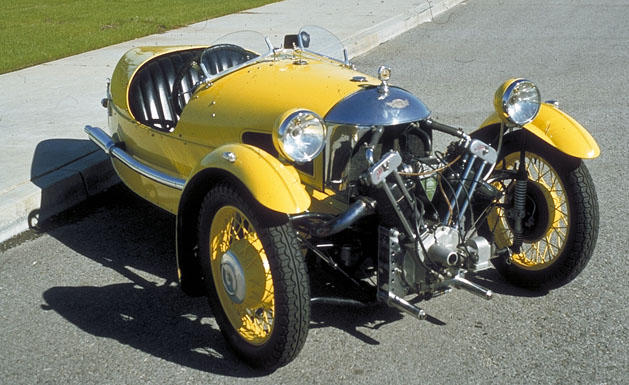 Morgan Three Wheeler For Sale >> 1934 Morgan 3 Wheeler (D1384) : Registry : The Morgan Experience